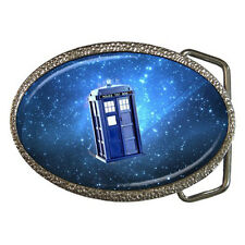 new TARDIS DOCTOR WHO Belt Buckle free shipping
