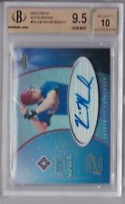 2001 Finest Autographs Kevin Mench Rookie Graded BGS 9.5 (10 Auto)