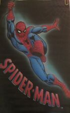 Spider-Man Vintage Poster Pin-up Cartoon Superhero Movie Memorabilia DC Comics