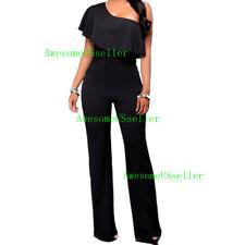 Women Jumpsuit Romper Bodycon Playsuit Clubwear Trousers Party Long Dress Pants