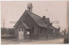 Wrestlingworth Chapel, Bedfordshire RP Postcard B783