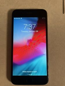 Apple iPhone 6 - 64GB - Space Gray (Boost Mobile) A1586 (CDMA + GSM)