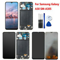 LCD Display Touch Screen Assembly Kits For Samsung Galaxy A30 SM-A305G/DS A305F