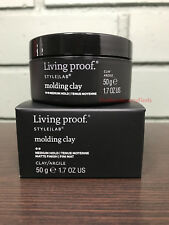 Living Proof Molding Clay 1.7oz - NEW IN BOX & FRESH! Fast Free Shipping!