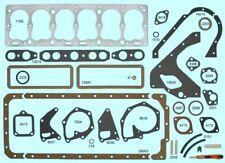 "Packard ""110"" 245 Full Engine Gasket Set/Kit BEST w/COPPER Head+Manifold 1937-50"