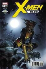 X-Men Blue #23 Variant By Clayton Crain New Mutants Wolfsbane