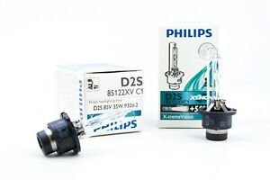 Philips X-TremeVision HID Xenon D2S 4800K 50% Two Bulbs Head Light Upgrade Lamp