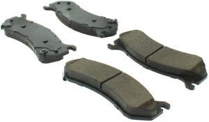Disc Brake Pad Set fits 2003-2009 Hummer H2  CENTRIC FLEET PERFORMANCE