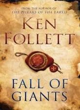 BOOK-Fall of Giants (The Century Trilogy),Ken Follett