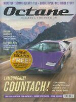 Octane Fuelling the Passion April 2019 Lamborghini Countach!