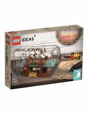 NEW LEGO Ship In A Bottle