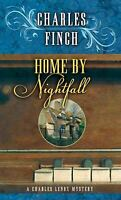Home by Nightfall Charles Lenox Mystery Library Binding Charles Finch