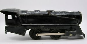 Vintage MARX New York Central Lines Wind Up Locomotive Tin Metal Train Toy