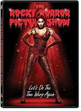 Rocky Horror Picture Show (2016, REGION 1 DVD New)
