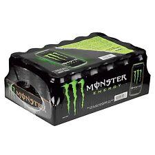 24 Pack Monster Energy Drink 16oz Blend Original Green Bulk Black Classic NEW