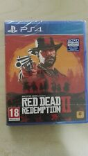 Red Dead Redemption 2 Sony PS4 PlayStation 4, COME NUOVO!