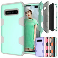 Cute Silicone Shockproof Women Phone Case For Samsung Galaxy S10e S10+ Plus S10