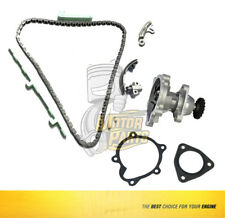 Timing Chain Kit & Water Pump Set For Chevrolet Pontiac Malibu 2.4 L DOHC