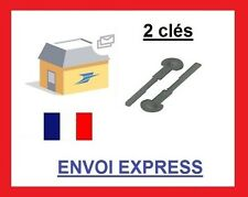 clefs d'extraction de démontage façade autoradio HONDA Accord HRV + Volvo 940