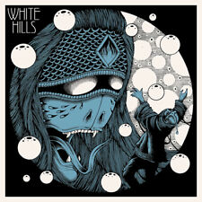 """WHITE HILLS 'Putting on the Pressure' 7"""" of 300 Valley King Records ALAN FORBES"""
