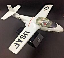 Vintage Topping Model- Cessna T-37 w/ Original Stand