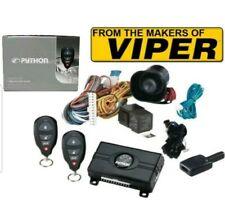Python 460 MAX -  3105P 1-Way Car Alarm Vehicle Security System w/ 2 Remotes