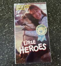 Little Heroes (VHS, 1991)