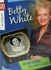 Betty White: Life with Elizabeth/Date with the Angels 2 DVD set NEW! 20 Shows