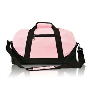 """18"""" Medium Duffle Bag Gym Sports Duffel"""