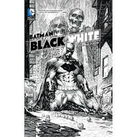 DC Comics - Batman Black And White Hard Cover Volume Four - Comics Book #S1