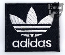 766  ADIDAS LOGO EMBROIDED IRON ON PATCH - BADGE
