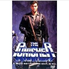 The Punisher (1989) DVD (Sealed) ~ Dolph Lundgren
