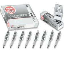 8 pcs NGK V-Power Spark Plugs for 2007-2013 Chevrolet Avalanche 5.3L 6.0L V8 xx