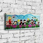 """40x16"""" Alec Monopoly """"The Bankers Board"""" New HD print on canvas rolled up print"""