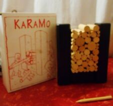 KARAMO German Variation on Jenga GAME 22305 RARE in the USA - Strategy and Skill
