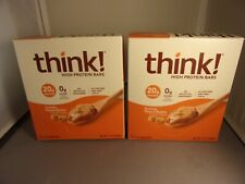 Think Thin Creamy Peanut Butter, 2.1oz  (20 Count) BB APR 2021