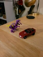 Transformers Power of the Primes Windcharger and Cindersaur LOT Used