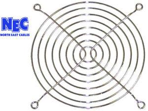 Metal Wire 80mm 8cm metal fan finger grill guard FG-80 CabledUp NEC UK