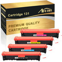 4PK Toner Cartridge for Canon 131 imageCLASS LBP7110CW MF8280CW MF624CW MF628CW