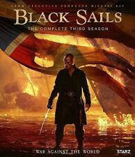 Black Sails The Complete Third 3rd Season Blu-Ray NEW
