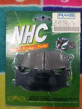 PASTICCHE PASTIGLIE ANTERIORI YAMAHA T-MAX 500 MAJESTIC DAL 2004 NHC