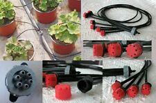 1 Kit Goutteur Méduse Araignée Arrosage Goutte à Go 6 plantes 6x2 L/h Greenhouse