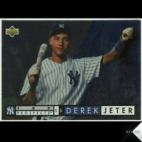 1994 Upper Deck Foil Derek Jeter Top Prospect RC #550 New York Yankees HOF