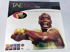 TaeBo Live Billy Blanks Cardio 4 Workout VHS Video Set New in Box