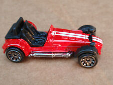 2011 Matchbox CATERHAM R500 SUPERLIGHT 3/100 Sport Cars LOOSE Red