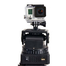 YT260 Remote Control Head Pan TILT For Gopro Hero Xiaomi Yi Sony QX1LQX10QX30QX1