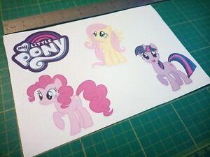 My little pony Sticker Set A MLP