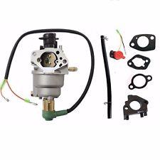 New Carburetor For Honeywell HW5500 Generator 337cc Rep Part # 100924A + Gasket