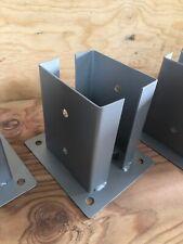 Porta Pilastro A Bicchiere Varie Misure, Staffa Per Trave Lamellare, Scarpa