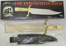 United Cutlery Hibben Knives The Expendables Bowie Officially Licensed w/ COA